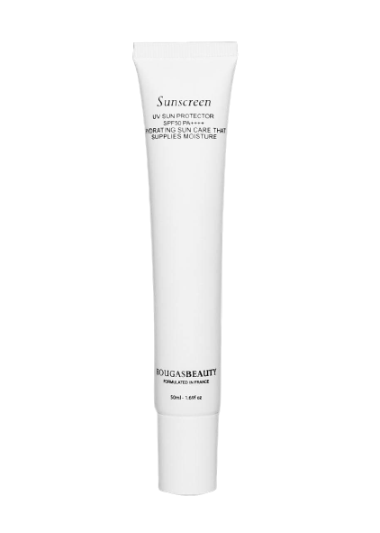 Bougas Beauty Sunscreen without background